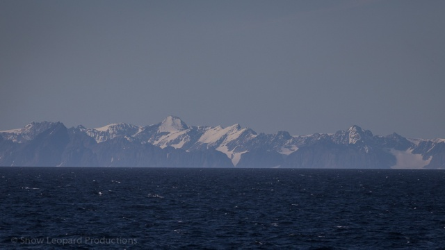 Sighting of the Greenland East Coast